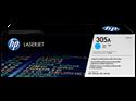 Imagem de TO HP CE411A   * LJ300/400 CYAN (2600PG)