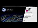 Imagem de TONER HP CF363A * MAGENTA M550 SERIE 5K PAG